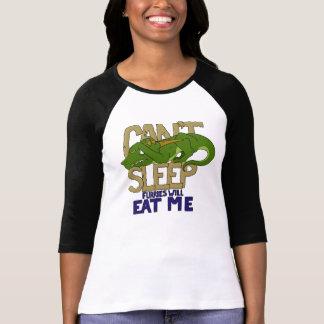 Kann nicht schlafen Drache T-Shirt