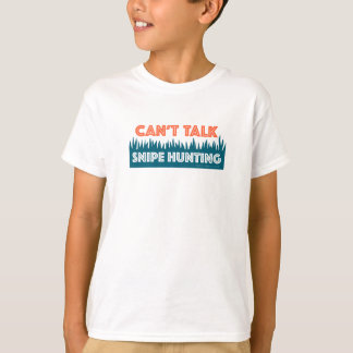 Kann nicht sprechen - jagen Sie Jagd T-Shirt