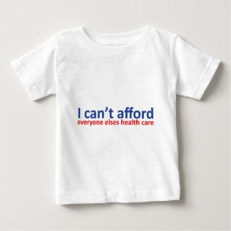 Kann sich Ihr Gesundheitswesen nicht leisten Baby T-shirt
