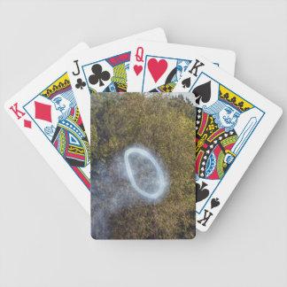 Kanonen-Rauch-Ring Bicycle Spielkarten