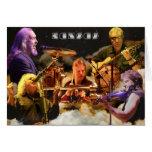 KANSAS-Band-Foto (2012) Grußkarten