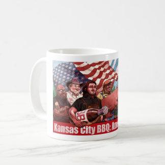 Kansas- CityGrillen Tasse