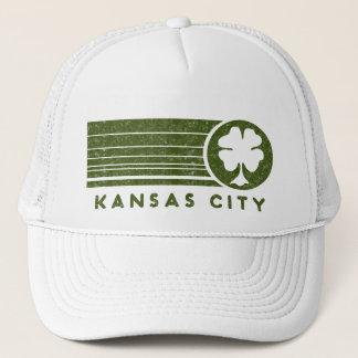 Kansas- Cityiren-Hut Truckerkappe