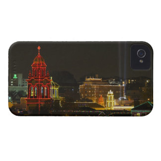 Kansas- Citypiazza-Lichter iPhone 4 Cover