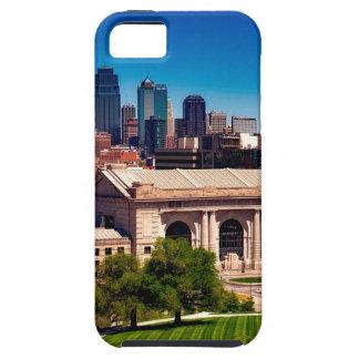 Kansas- CitySkyline iPhone 5 Case