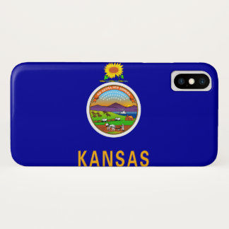 Kansas iPhone X Hülle