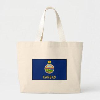Kansas Jumbo Stoffbeutel