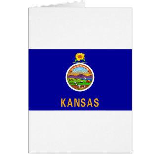 Kansas Karte