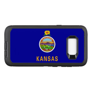 Kansas OtterBox Defender Samsung Galaxy S8+ Hülle