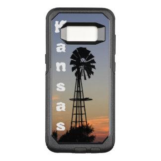 Kansas-Sonnenuntergang, kundenspezifische OtterBox OtterBox Commuter Samsung Galaxy S8 Hülle