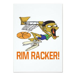 Kante Racker 12,7 X 17,8 Cm Einladungskarte
