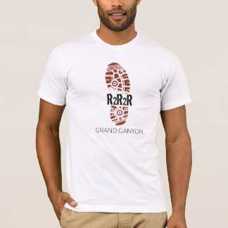 Kante-T - Shirt der Grand- Canyonkante-2 der