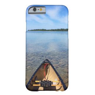 Kanu-Reise-Telefon-Kasten Barely There iPhone 6 Hülle