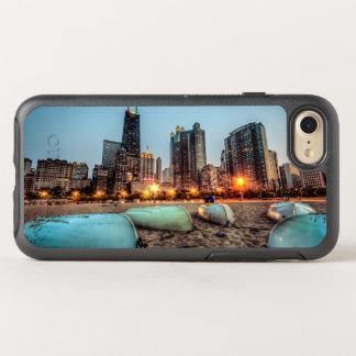 Kanus auf Eichen-Straße setzen wenig nach OtterBox Symmetry iPhone 8/7 Hülle