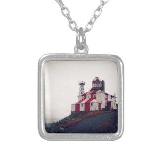 Kap Bonavista Leuchtturm Halskette