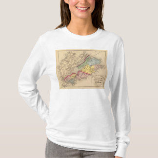 Kap-Bretone, Richmond-Landkreise, NS T-Shirt