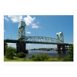 Kap-Furcht-Denkmal-Brücke Postkarte