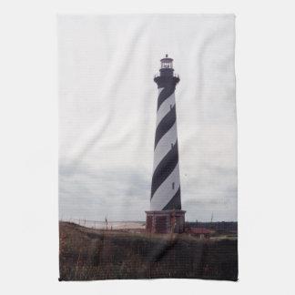 Kap Hatteras Leuchtturm Handtuch