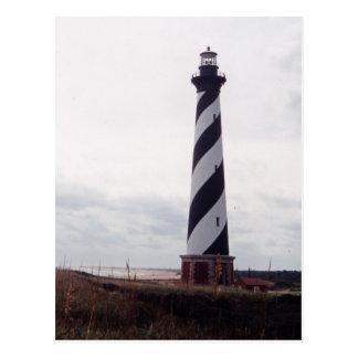 Kap Hatteras Leuchtturm Postkarte