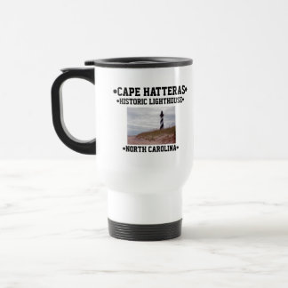 Kap Hatteras Leuchtturm Reisebecher