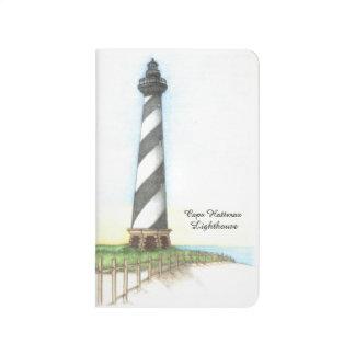 Kap Hatteras Leuchtturm Taschennotizbuch