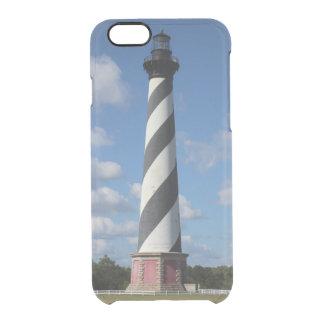 Kap Hatteras Licht Durchsichtige iPhone 6/6S Hülle