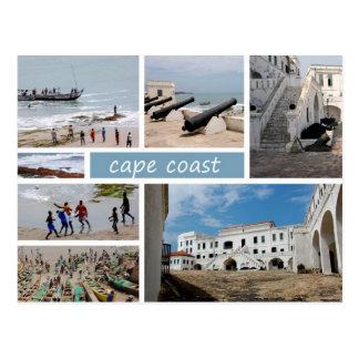 Kap-Küstenpostkarte Postkarte