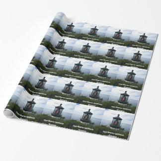Kap Meares Leuchtturm, Oregon Geschenkpapier