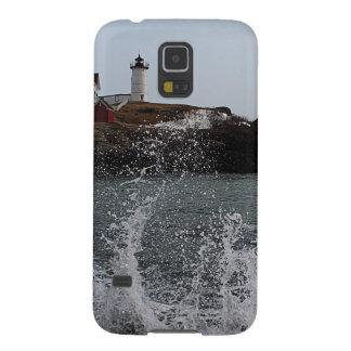Kap Neddick/Klumpen-Licht Samsung Galaxy S5 Hüllen