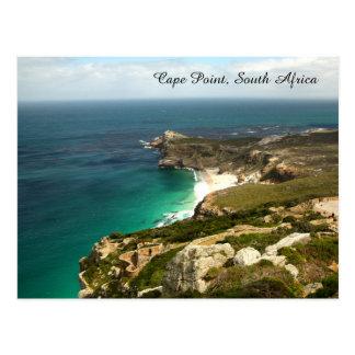 Kap-Punkt, Südafrika Postkarte