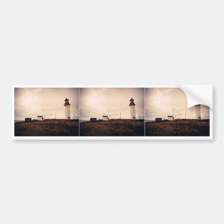 Kap-Rennen-Leuchtturm Autoaufkleber