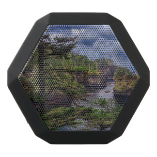 Kap-Schmeichelei Halbinsel des Schwarze Bluetooth Lautsprecher