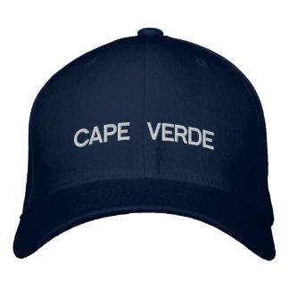 Kap-Verde Afrika Bestickte Baseballkappe