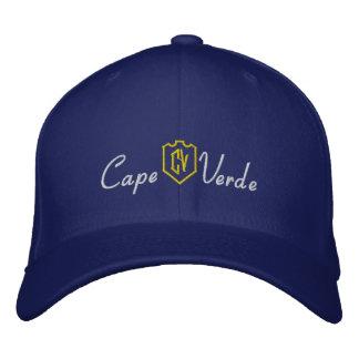 Kap-Verde Bestickte Kappe
