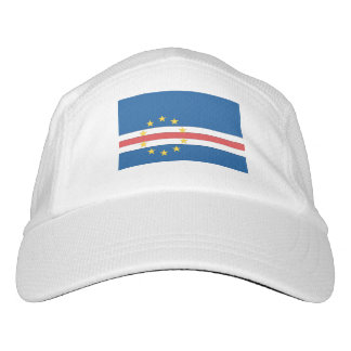 Kap-Verde Flagge Headsweats Kappe