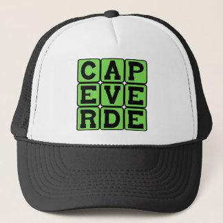 Kap-Verde, Land in Afrika Truckerkappe