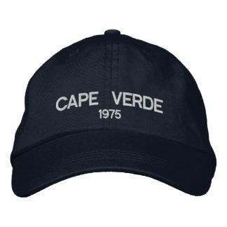 Kap-Verde personalisierter justierbarer Hut