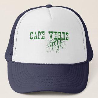 Kap-Verde Wurzeln Truckerkappe