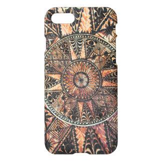 Kapa ursprünglicher hawaiischer TätowierungTapa iPhone 8/7 Hülle
