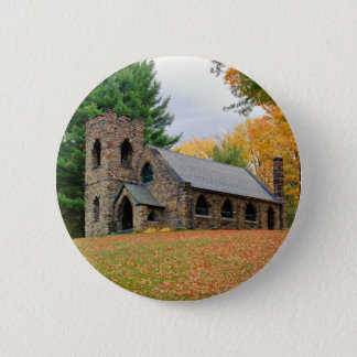 Kapelle im Fall Runder Button 5,7 Cm