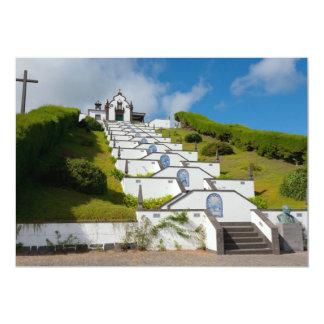 Kapelle in Azoren-Inseln Karte