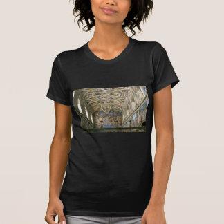 Kapelle Vatikans Sistine T-Shirt