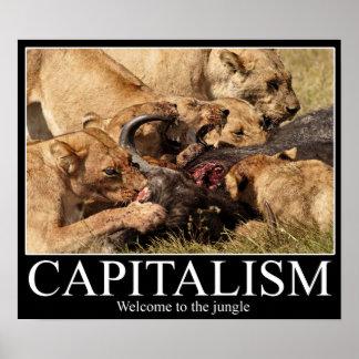 Kapitalismus Demotivational Poster