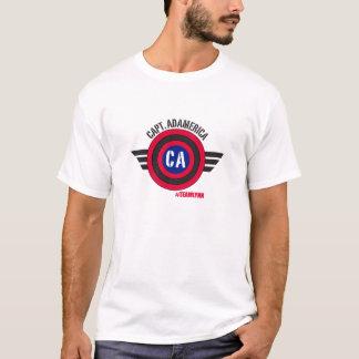 Kapitän Adamerica Tshirt