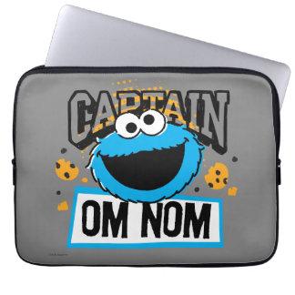 Kapitän Cookie Monster Laptop Sleeve
