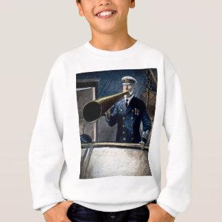 Kapitän Edward Smith RMS Titanic Vintag Sweatshirt