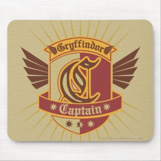 Kapitän Emble Harry Potter-  Gryffindor QUIDDITCH� Mousepad