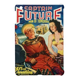 Kapitän Future und der Gehirn-Kasten iPad Mini Hülle