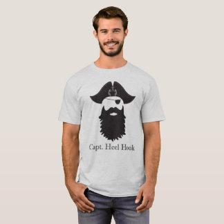 Kapitän Heel Hook (grundlegend) T-Shirt