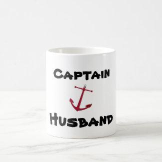 Kapitän Husband Kaffeetasse